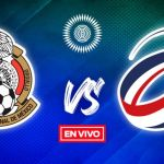 MEXICO vs REPUBLICA DOMINICANA – PREOLIMPICOS CONCACAF