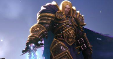 Vihdoinkin Warcraft 3 uusitaan!