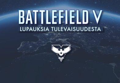 Mitä käy Battlefieldille 2019