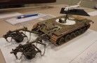 Mike Garofolo's cool T-72 Crab Anti-Mine vehicle project.