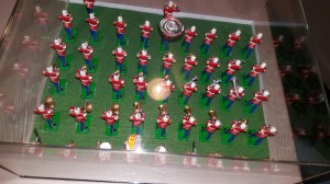 SFE 1:32 Marine band 1891 OOB by George Hecht - Model is 75 years old.