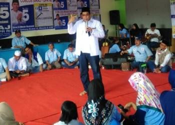 Rispanel Arya Caleg DPRD Kab.Tangerang,Foto Pelita.co (Dok list)