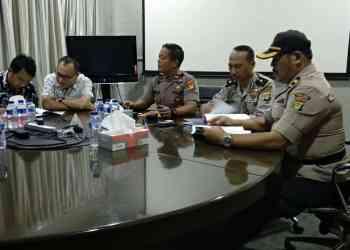 Team Audit Unit Wasjaspam Binmas Polda Metro Jaya,Foto Pelita.co (Dok list)