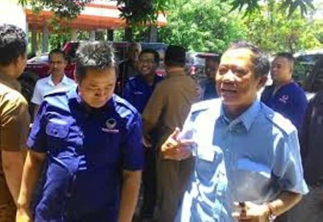 Jaya Baya Siap Keluar dari PDIP Bila Tidak Didukung Maju Pilgub Banten