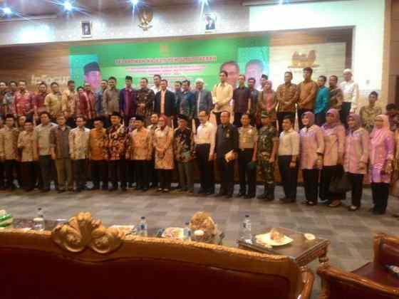 Pelantikan ICMI Orda Kota Tangerang Sebagai Kado Istimewa Untuk Jimly Asshiddiqie