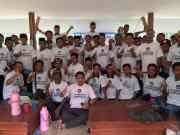 Gelar Pertemuan di Serang, Relawan Wahidin Halim Terus Bergerak