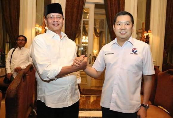 HT Sebut Banten Alami Ketimpangan, Sosok Wahidin Halim Siap Jadi Solusi