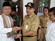 Sinar Mas Land Bedah Masjid dan Mushalla Bersama Pemkab Tangerang