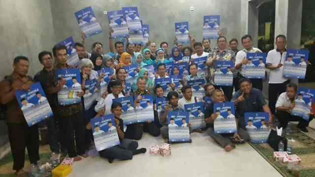 Massa KP2B Kabupaten Tangerang Akan Ramaikan Kampanye Akbar WH-Andika