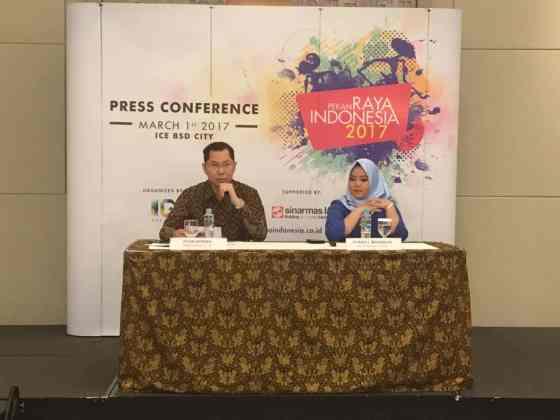 Pestanya Rakyat Indonesia, 'Pekan Raya Indonesia' Kembali Digelar di ICE BSD