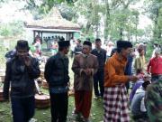 Adat tradisi Rejepan Wonosari Kabupaten Temanggung