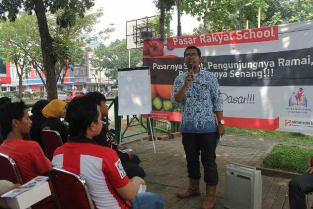 Pasar Rakyat School Kembali Digelar Oleh Pasar Modern BSD City