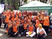 Sosialisasikan Germas, Dinkes Kota Tangerang Gandeng FOPKIA Kampanyekan Kesehatan Ibu Hamil