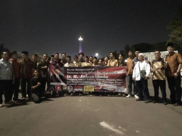 Ultah Jokowi ke-56, Masyarakat Doakan Sang Presiden Tetap Kuat dan Terus Bersama Rakyat
