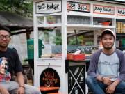 Gerobak Wali Waroeng Uli Sajikan Tongkrongan Gaul di Komplek Pengayoman Tangerang