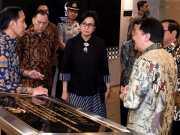 Datangi Bursa Efek, Presiden Jokowi: Manfaatkan Momentum Kepercayaan Pasar