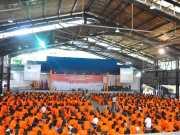 Pengenalan Kampus Mahasiswa Baru Unika Atma Jaya di BSD City Utamakan Nilai Kebangsaan