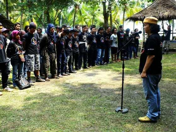 Wahidin-Andika Belum Peduli Kesenian dan Kebudayaan di Banten