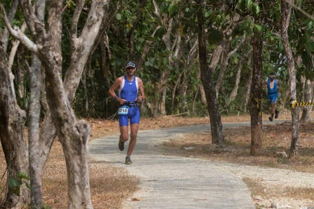 Fauzi Fannyla Ukir Prestasi Tercepat di Ajang Rhino X Triathlon Kejuaraan Cross Triathlon Pertama  di Indonesia Digelar di Tanjung Lesung