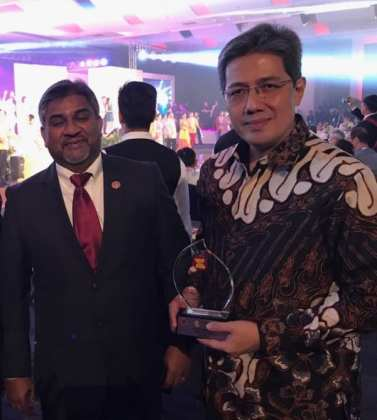 Sinar Mas Land Raih Penghargaan ASEAN Energy Awards 2017 Sinar Mas Land Raih Penghargaan ASEAN Energy Awards 2017