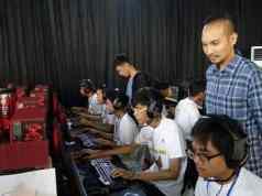 Ratusan Gamer Ikuti Turnamen Dota 2 di BSD City