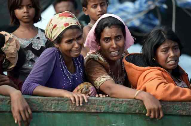Ribuan Warga Lebak Gelar Doa Bersama untuk Muslim Rohingya
