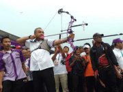 Jaring Atlet Berprestasi, Pekan Olahraga Tangerang Resmi Digelar