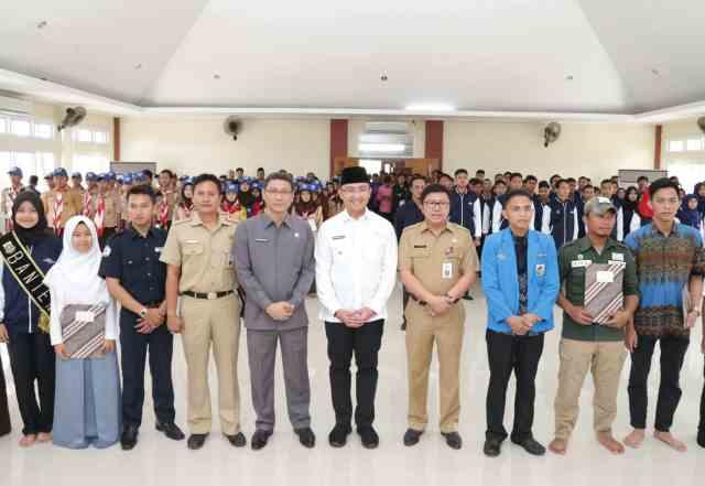 Wagub Banten Ajak Generasi Muda Bangun Banten dengan Berwirausaha