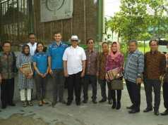Gubernur Banten Kunjungi BUMD Agro Puspa Jawa Timur