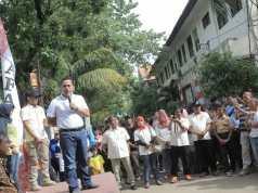 Buka Porkot 2017, Wali Kota Tangerang Targetkan Juara Umum Porprov 2018