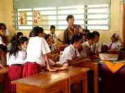 Yhannu Ingin Insentif Guru Honorer di Kota Serang Ditingkatkan