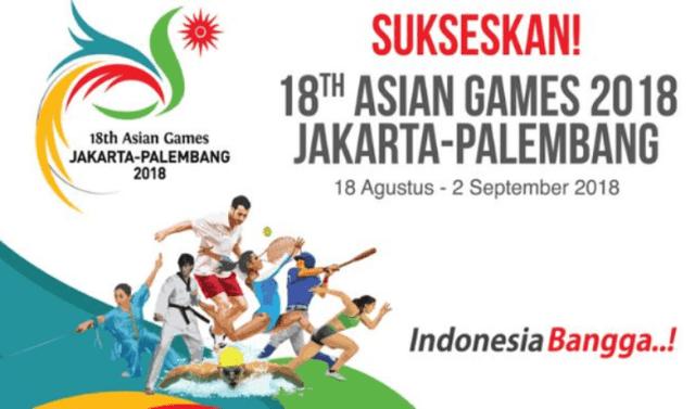 ASIAN GAMES 2018, Sinar Mas Land Dukung Prestasi Atlet