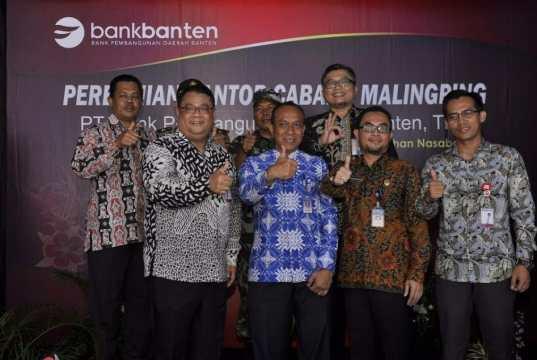 Bank Banten Perluas Jaringan Buka Cabang di Malingping
