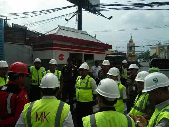 Monitoring Tim Paku Bumi Gakumda tak Temukan Pelanggaran Pembangunan Apartemen Padina Soho