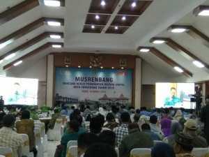 Gelar Musrenbang Tingkat Kota Tangerang, Pemkot Targetkan Peningkatan Pertumbuhan Ekonomi