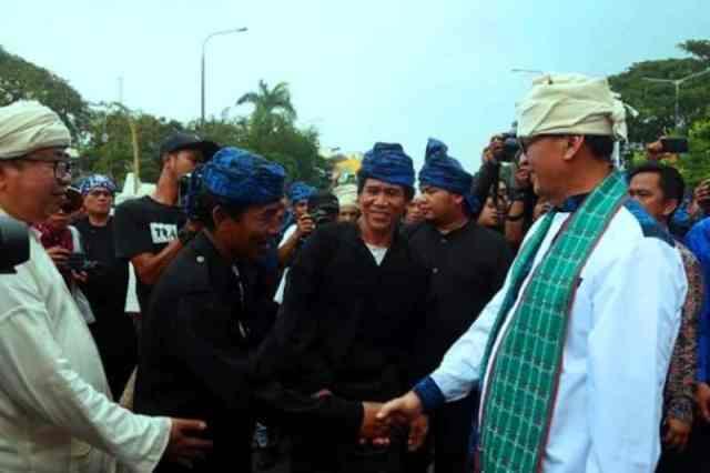 Gubernur Banten Apresiasi Warga Baduy Pertahankan Warisan Leluhur dan Lestarikan Alam