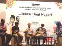 Dari Ujung Banten Selatan, Jaro Ruhandi Hadir Di Penghujung Rangkaian Peringatan Hari Kartini, Hardiknas dan Hari Buku Dunia 2018