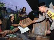 Hari Pertama Ramadhan, Kapolresta Tangerang Buka Puasa Bersama Pegiat Literasi