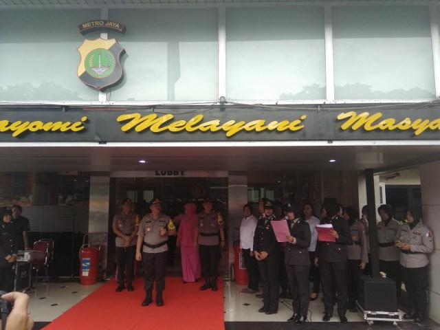 Kombes Pol Abdul Karim Jadi Kapolres Metro Tangerang Kota