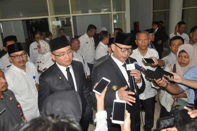 Banten Raih WTP Ketiga Kali, WH Ini Berkah Ramadhan