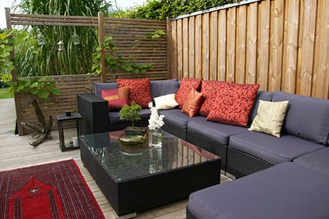 6 space saving ideas for small patios