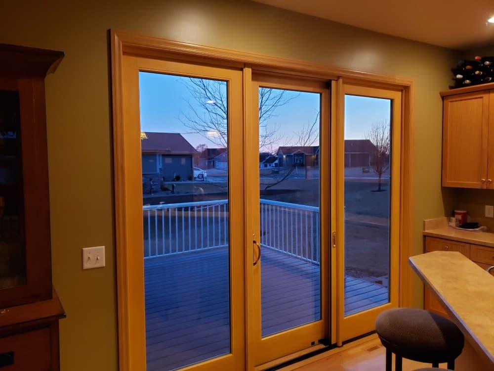 tilt turn windows and sliding patio