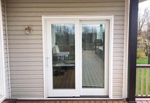 sliding patio door replacement