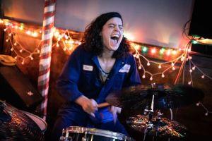 Mike Grund - Pellagra Drummer
