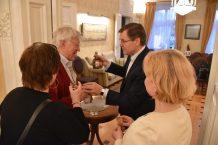 Spa presentation Litauens Ambassads residens