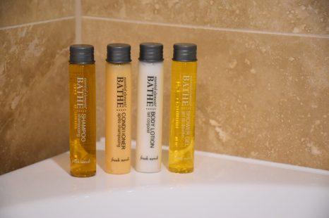 Snygga förpackningar tvål, shampo mm