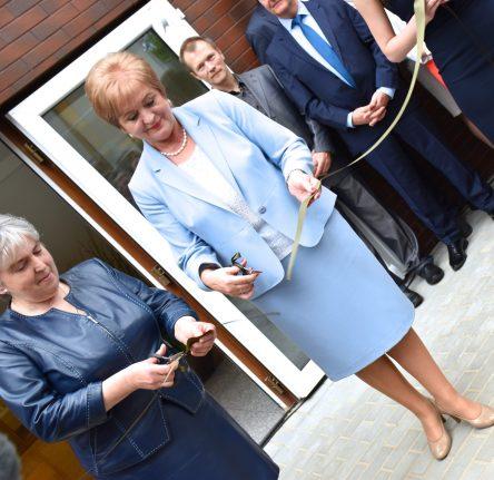 Invigningen av nya hotelldelen samt rehabiliteringenscenter