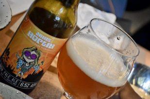 Janes Hoplin Beer