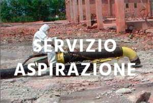 servizio aspirazioni