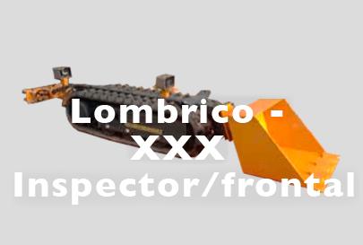 lombrico XXX inspector frontal